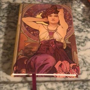 Fabulous journal with goddess cover